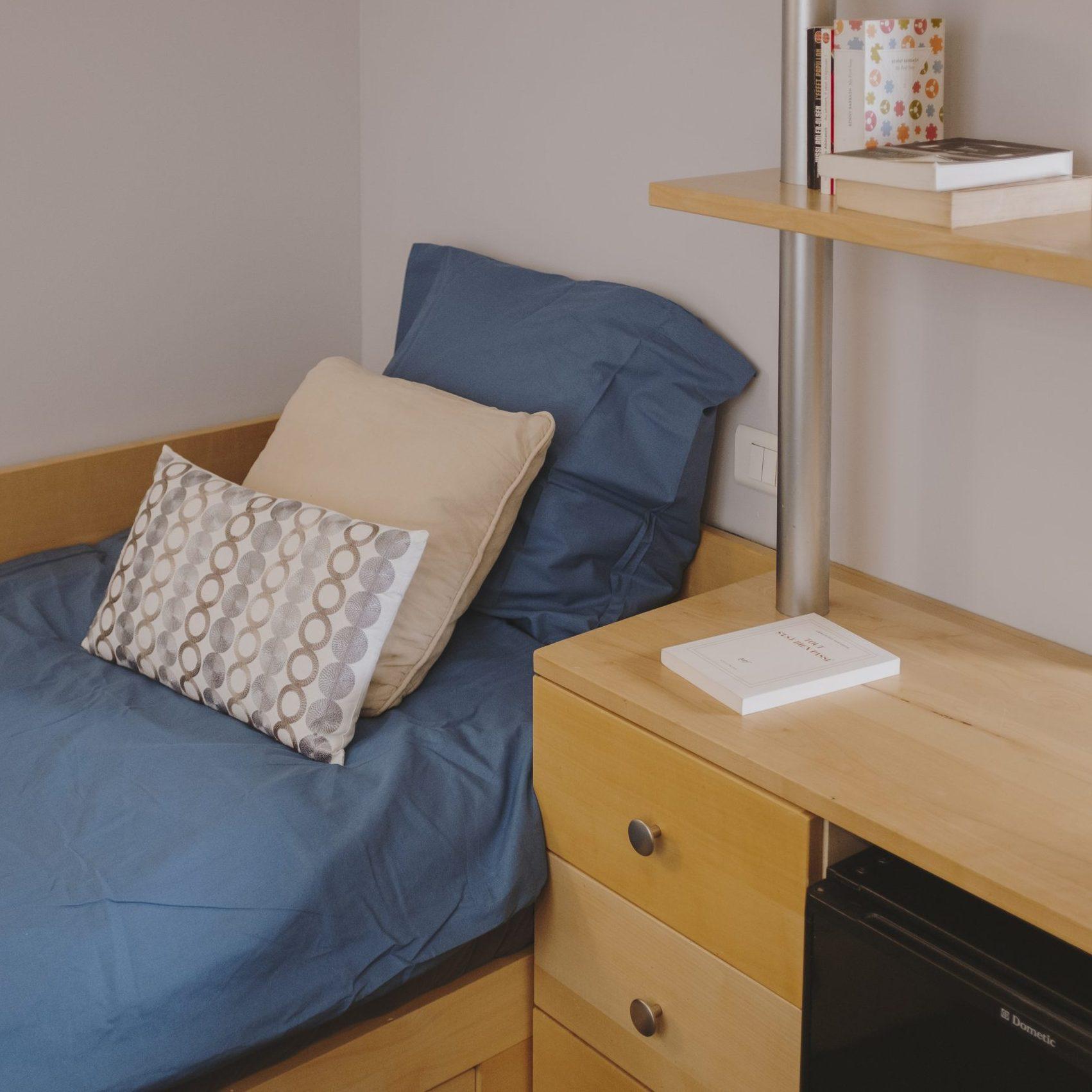 Lit - petite chambre